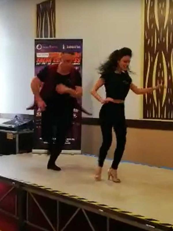 Workshop la Congresul Național de Salsa - 2020